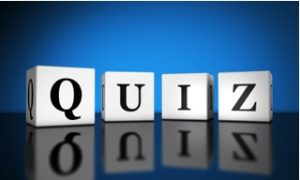 The second quiz will start on November 13 for all  grades