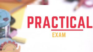 Mid-Year Practical Exams 2019/2020